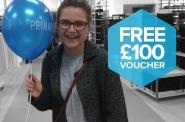 Free £100 Primark Voucher – Become a Primark Mystery Shopper