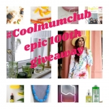 Win over £1000 worth of prizes in the #COOLMUMCLUB epic 100th giveaway