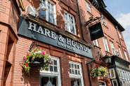 Win an overnight escape at The Hare & Hounds