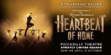 Win tickets to Heartbeat Of Home plus a meal for two, London
