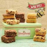Win a Honeybuns tin of 12 mini-cakes