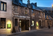 Win private dining for six at Hotel du Vin Edinburgh