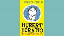 Win Hubert Horatio book by children's laureate Lauren Child