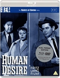 Win Fritz Lang's Human Desire on Blu-ray
