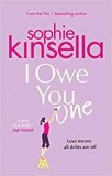 Win a copy of I Owe You One by Sophie Kinsella