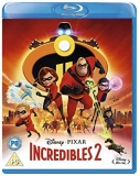 Win a Smart TV, Blu-Ray player and a copy of Incredibles 2 on Blu-Ray