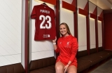 Win a Liverpool FC shirt signed by Jemma Purfield