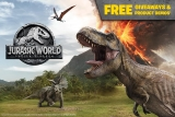 Jurassic World Day: Free Giveaways – Smyths Instore, 16 June 2018