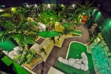 Win tickets and drinks vouchers to the Lost City Adventure Golf – Nottingham