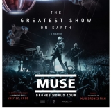"""Win Cinema Tickets: MUSE """"Drones World Tour"""" – 12 July 2018"""