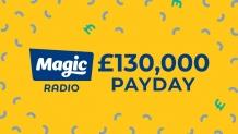Magic's £130,000 Payday