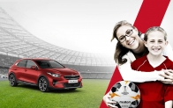 Win the chance for your child to be a Kia Official Match Ball Carrier at one of Arsenal's home UEFA Europa League matches