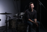 Win a year of drum lessons with Mike Johnston