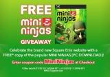 FREE Mini Ninjas PC Download – Square Enix