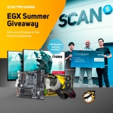 MnM Gaming EGX Summer Giveaway