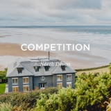 Win A Three Night Stay For Six People At The Luxurious Chalet Saunton In North Devon (Instagram)