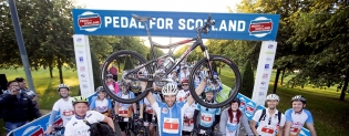 Win A Brand New Bike & Gold Ride Entry To Pedal For Scotland