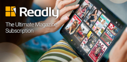 Readly 3 Month Subscription For £0.99: Best Unlimited Magazine Service