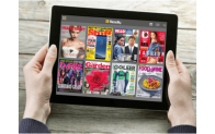 Win unlimited magazine reading this season with Readly