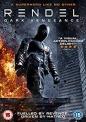 Win superhero movie Rendel on DVD