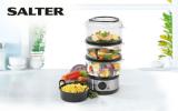 Win a Salter 3-Tier Steamer