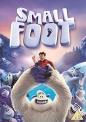 Win Smallfoot on DVD