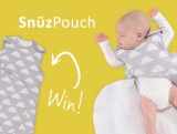Win SnuzPouch's The Nappy Change Sleeping Bag