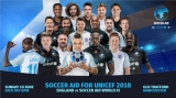 Win Tickets To Soccer Aid 2018