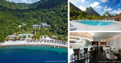 Win a luxury five-night stay to St Lucia