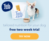Tails.com FREE two-weeks trial – The better and smarter way to feed your dog