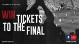 Take a semi-final selfie and you could win tickets to the Emirates FA Cup Final at Wembley