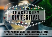 Win tickets to the Tewkesbury Gin Festival 2019