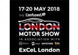 Win Tickets To The Confused.com London Motor Show