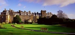 Win Hotel Stay: The Gleneagles Hotel, Scotland