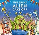 Win a signed copy of The Great Alien Cake Off by Rachel McCoubrie