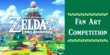 The Legend of Zelda: Link's Awakening Fan Art Competition
