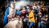 Win first class train travel & tickets to the London Dungeons