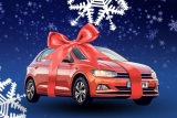 Win a fully-insured Volkswagen car for two weeks over Christmas