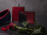 Win an Ettinger billfold and hip flask plus Duke & Dexter loafers