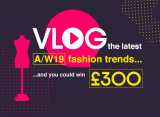 Vlog and Win £300 to spend at The Mall Luton