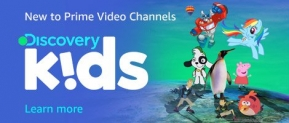 Discovery Kids FREE 7-Day Trial – Amazon Prime Video