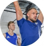 Win a Weight Training Day with Aidan Brodall for 2