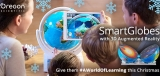 Win a smart globe explorer from Oregon Scientific