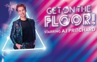 Win tickets to AJ Pritchard Get On The Floor UK Tour