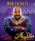 Win a trip to see Disney's West End Aladdin