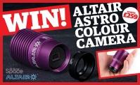 Win an Altair Astro colour camera