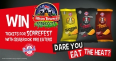 Win tickets to Alton Towers Scarefest