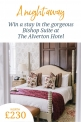 Win a stay at the Alverton Hotel, Cornwall