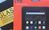 Win an Amazon Fire tablet and a glass screen protector