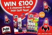 Win B&M vouchers and prizes